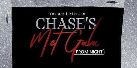 Chase's Met Gala : PROM NIGHT tickets
