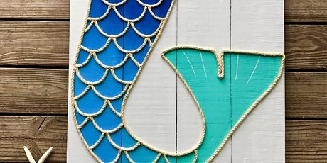 Mermaid Ombre Rope Art Class at Southern River Walk tickets