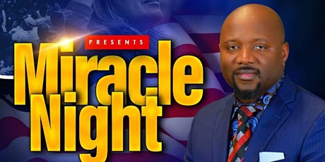 Global Fellowship Miracle Night tickets