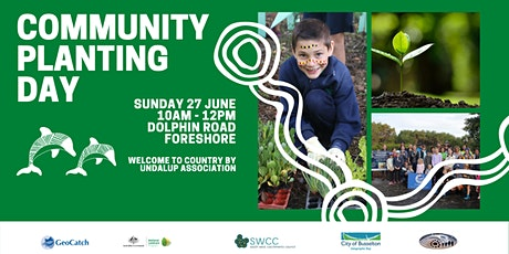 Community Planting Day tickets