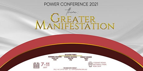 GPM Power Conference 2021 tickets