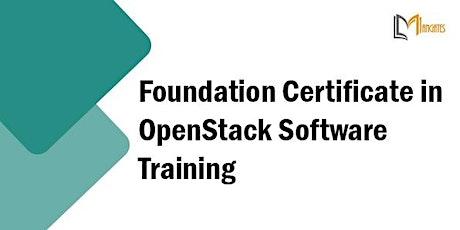 Foundation Certificate in OpenStack Software - Puebla biglietti