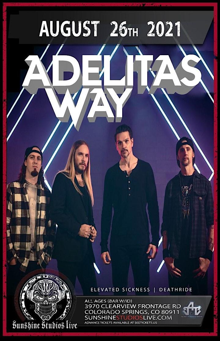 ADELITAS WAY in Colorado Springs** new date 8/26/21 image