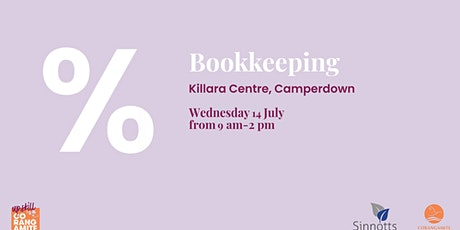 Bookkeeping with Xero tickets