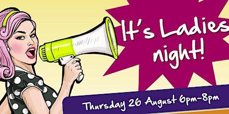 Achesons Mitre 10 Ladies Night tickets
