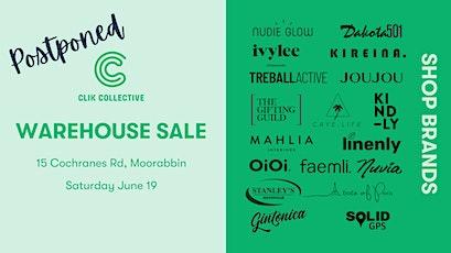Big EOFY Warehouse Sale ft Melb Ecomm Brands - POSTPONED tickets