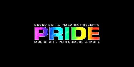 PRIDE @ 85350 Bar & Pizzaria tickets