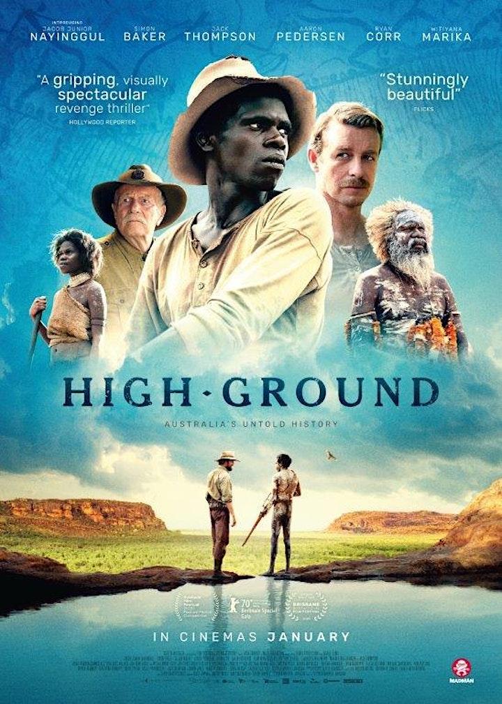 High Ground Movie Night | NAIDOC Week 2021 image