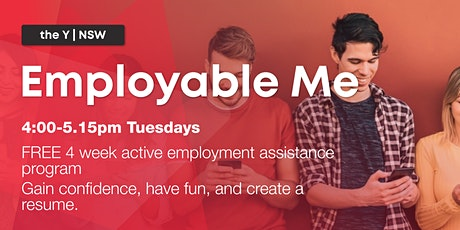 Employable Me tickets