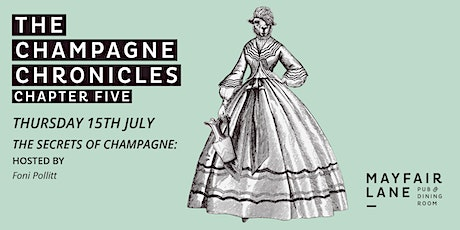 Champagne Chronicles - Chapter Five - The Secrets of Champagne tickets