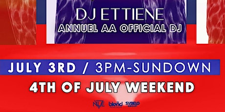Latin Rooftop Day Party w/DJ Ettiene (ANUEL's official DJ) tickets