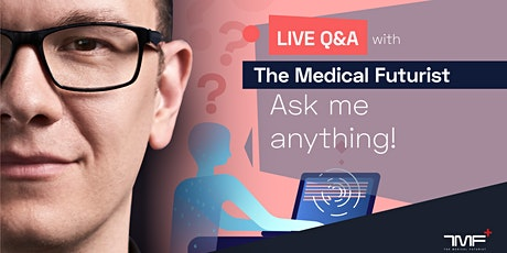 Latest News In Digital Health - Live Q&A tickets