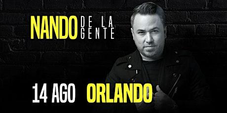 """""""AHORA ME TOCA A MI"""" ORLANDO tickets"""
