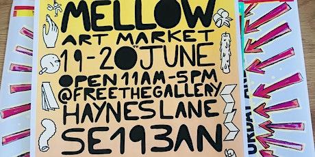 Mellow Art Fair , Camberwell Art College students tickets