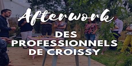 Afterwork des professionnels de Croissy billets