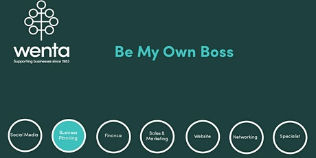 Be my own boss - Stevenage tickets