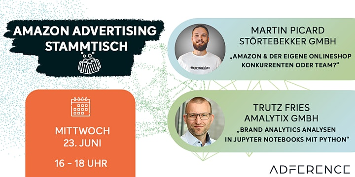 Digitaler Amazon Advertising Stammtisch| no.10: Bild
