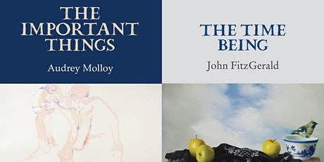 Poetry launch reading by Audrey Molloy and John FitzGerald tickets