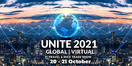UNITE 2021 Virtual Global Tourism and MICE Travel Show tickets