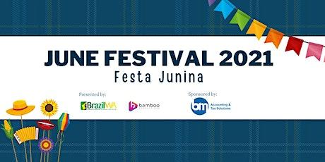 June Festival 2021 (Festa Junina) tickets