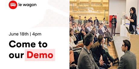 Demo Day Web Development Batch #626 | June 2021 tickets