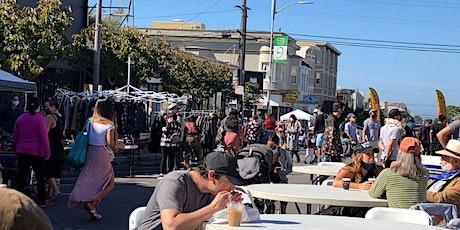 Inner Sunset Second Sundays Flea Market tickets