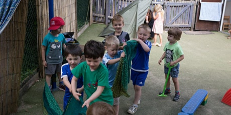 Promoting Positive behaviour within an Early Years Setting (Z413) tickets