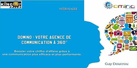 Domino : Votre agence de communication à 360° billets