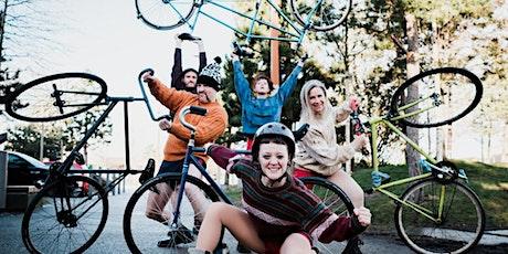 Tumble Circus Cycle Circus in Grange tickets