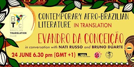 SELCS Brazilian Translation Club workshop - Evandro da Conceição tickets