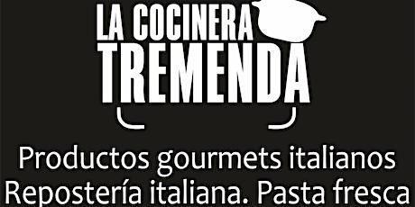 cita INTREPIDA con La Cocinera Tremenda tickets