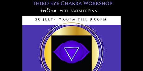 Third Eye Chakra Workshop tickets