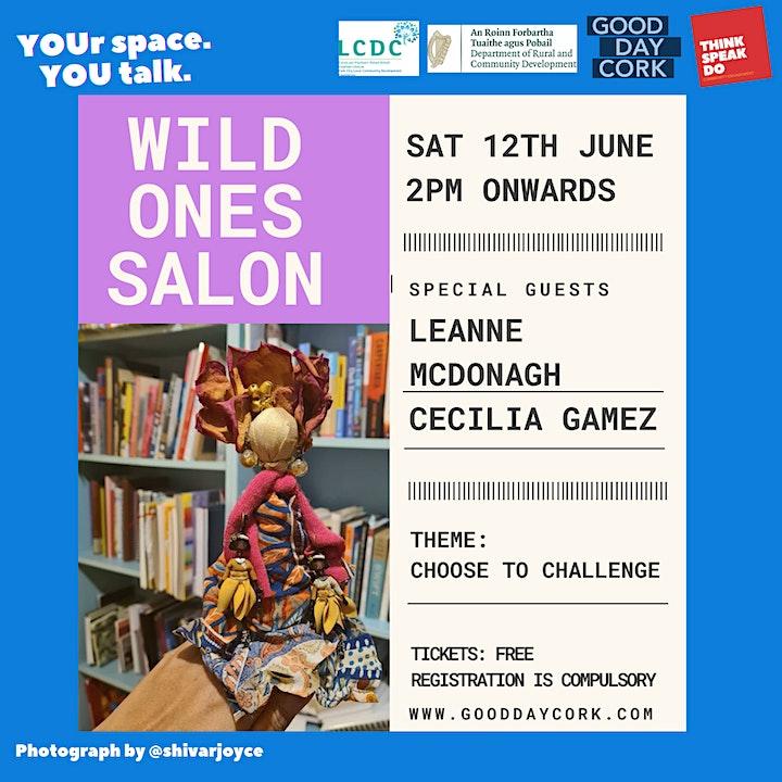 Wild Ones Salon (June 2021) image