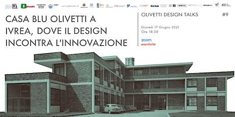 Casa Blu Olivetti a Ivrea, dove il design incontra l'innovazione biglietti