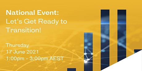 National Networking Event: Let's Get Ready to Transition! tickets
