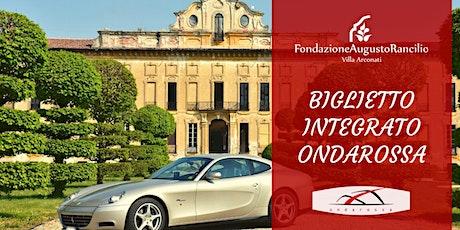 Biglietto integrato Giardino di Villa Arconati-FAR e Museo OndaRossa biglietti