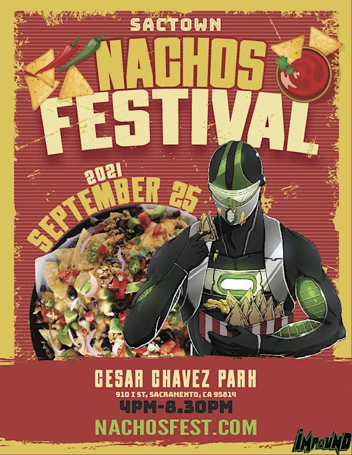 Sactown Nachos Festival image