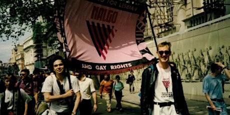 LGBTQIA+ Handing on our History - Retro Pride on Tyne celebration tickets