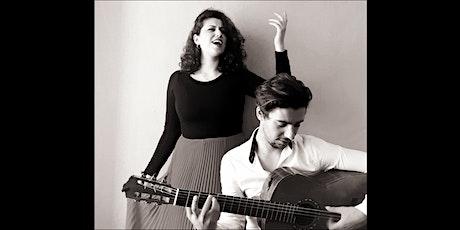 ¡Viva Sevilla! June 19th - Spanish Saturdays with voice and guitar tickets