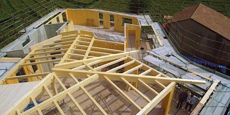 Evento frontale MONZA | Progettare e Costruire in legno biglietti