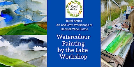 Watercolour Painting by the Lake Workshop tickets
