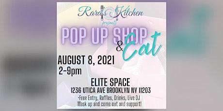 Pop Up Shop & Eat tickets