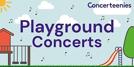 Playground Concerts | 25th July: Mambo Jambo tickets