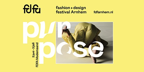 Fashion for Good x FDFA:  Grondstof tickets