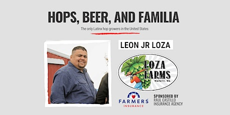 June Meet and Greet - Hops, Beer, and Familia tickets