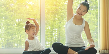 Mother and Child -  Yoga Classes tickets