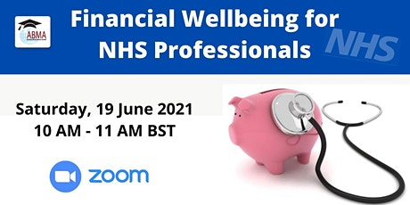 Financial Wellbeing for NHS Professionals tickets