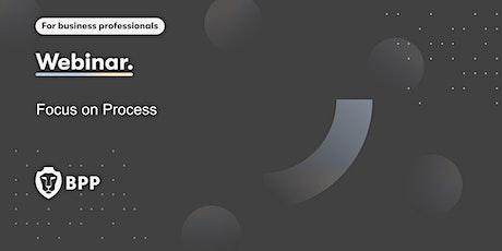 Legal Tech: Focus on Process ingressos