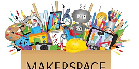 Makerspace i biblioteket tickets