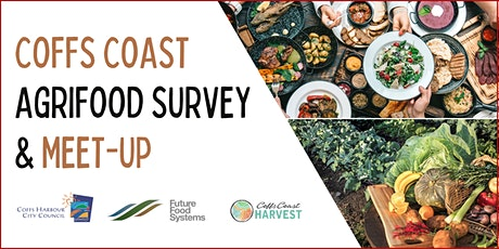 Coffs Coast Agrifood Research - Industry Meet Up tickets
